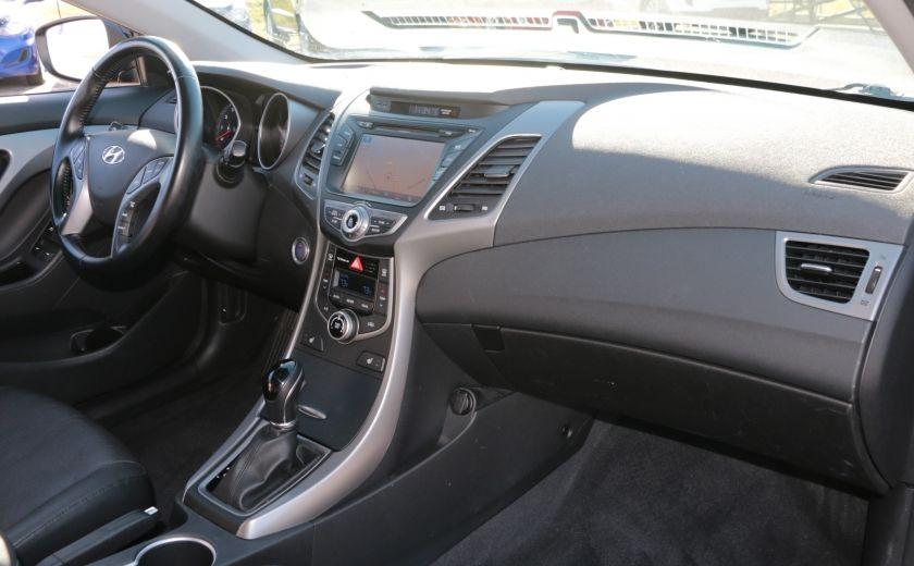 2015 Hyundai Elantra Limited AUTO TOIT CAMERA NAV BLUETOOTH #28