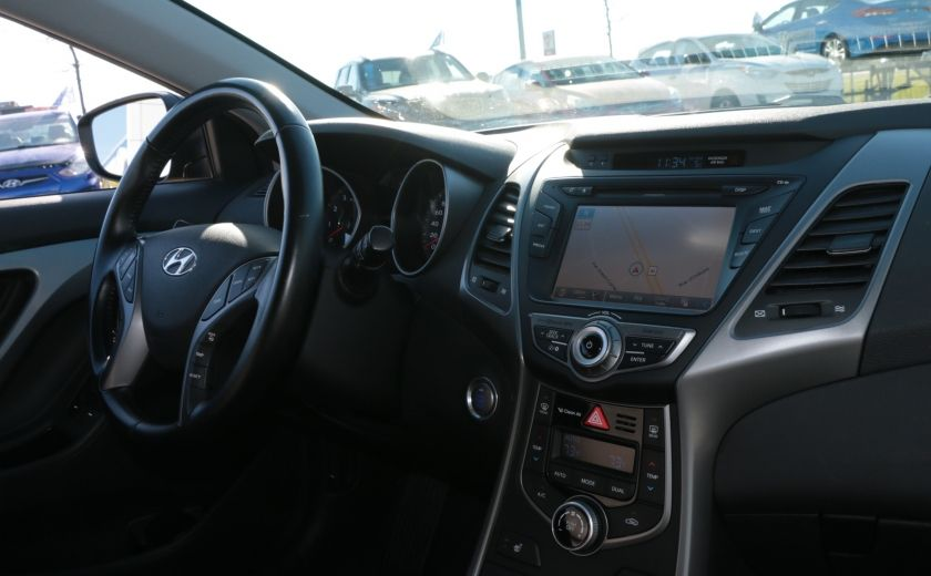 2015 Hyundai Elantra Limited AUTO TOIT CAMERA NAV BLUETOOTH #29