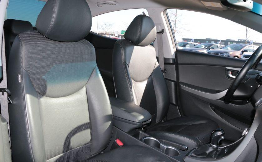 2015 Hyundai Elantra Limited AUTO TOIT CAMERA NAV BLUETOOTH #30