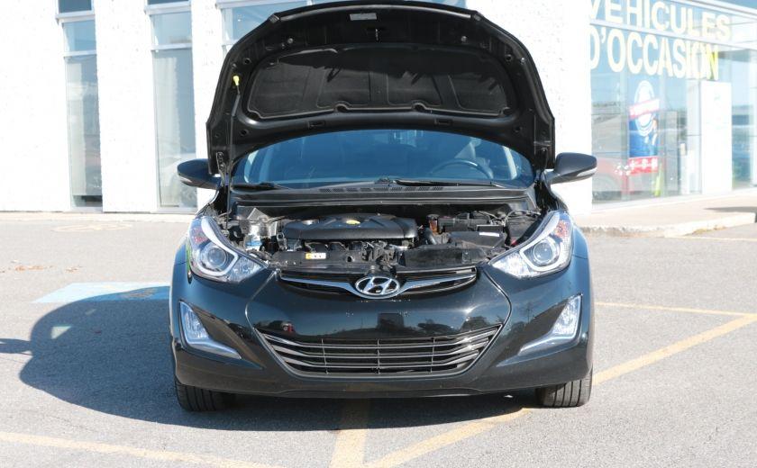 2015 Hyundai Elantra Limited AUTO TOIT CAMERA NAV BLUETOOTH #32
