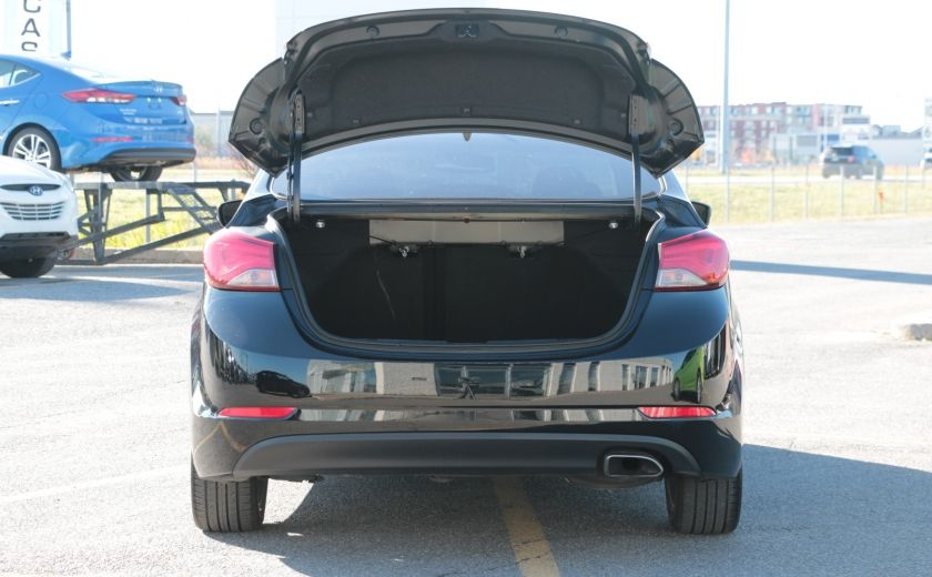 2015 Hyundai Elantra Limited AUTO TOIT CAMERA NAV BLUETOOTH #33