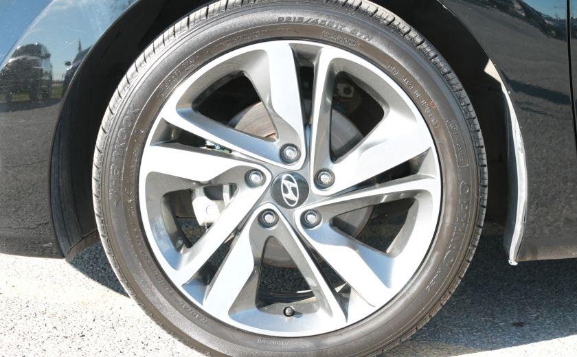 2015 Hyundai Elantra Limited AUTO TOIT CAMERA NAV BLUETOOTH #36