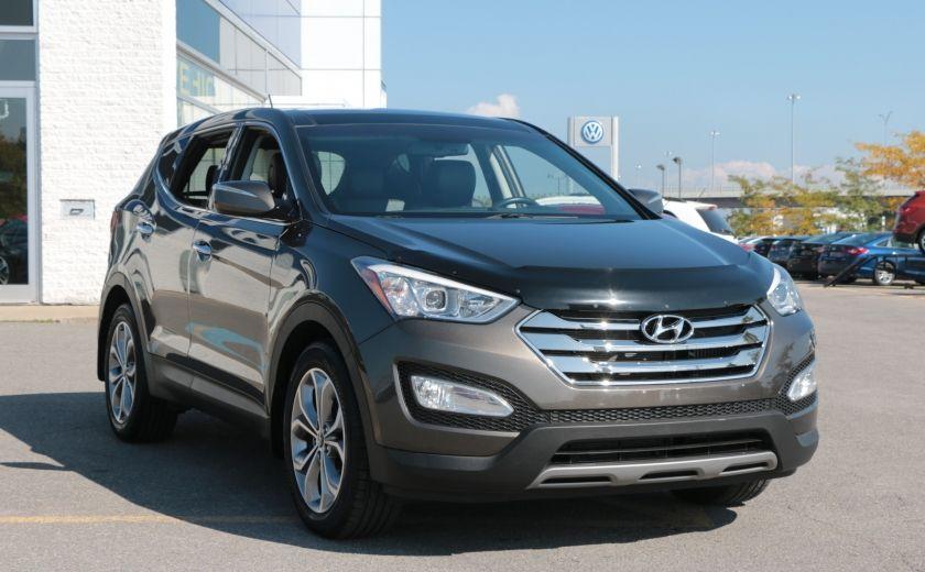 2013 Hyundai Santa Fe SE AWD AUTO A/C CUIR TOIT PANO BLUETOOTH MAGS #0