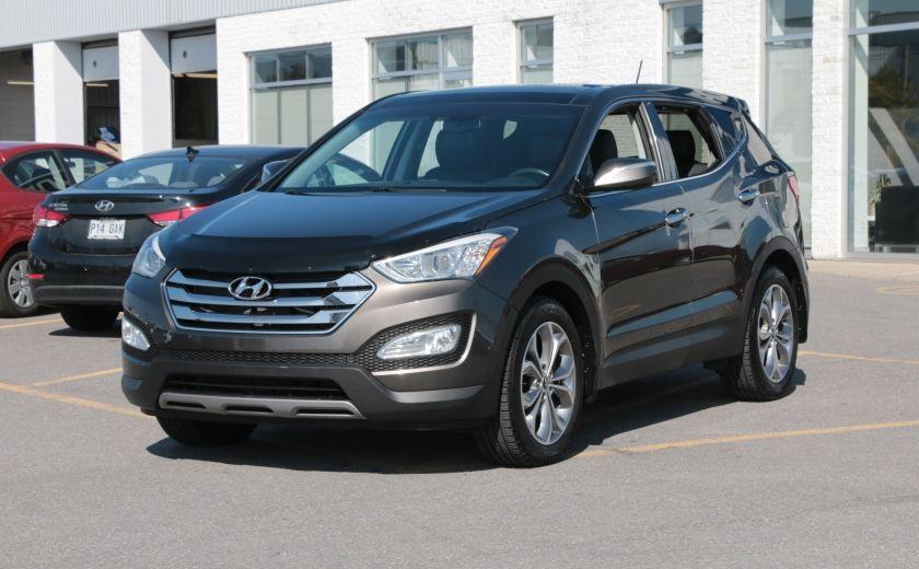 2013 Hyundai Santa Fe SE AWD AUTO A/C CUIR TOIT PANO BLUETOOTH MAGS #2