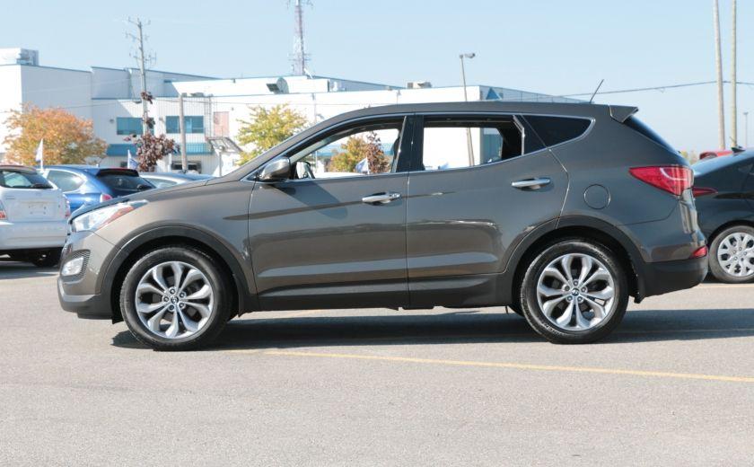 2013 Hyundai Santa Fe SE AWD AUTO A/C CUIR TOIT PANO BLUETOOTH MAGS #3