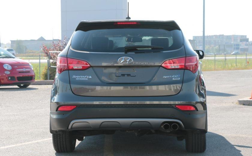 2013 Hyundai Santa Fe SE AWD AUTO A/C CUIR TOIT PANO BLUETOOTH MAGS #5
