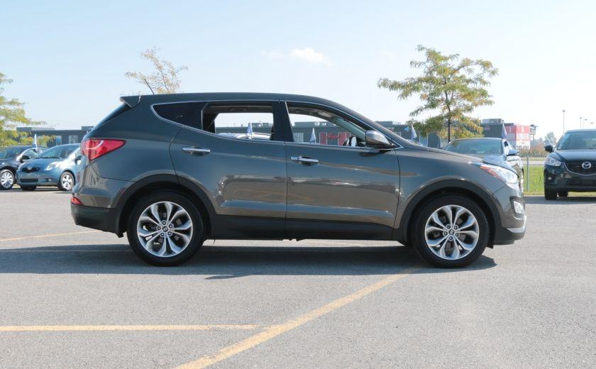 2013 Hyundai Santa Fe SE AWD AUTO A/C CUIR TOIT PANO BLUETOOTH MAGS #7