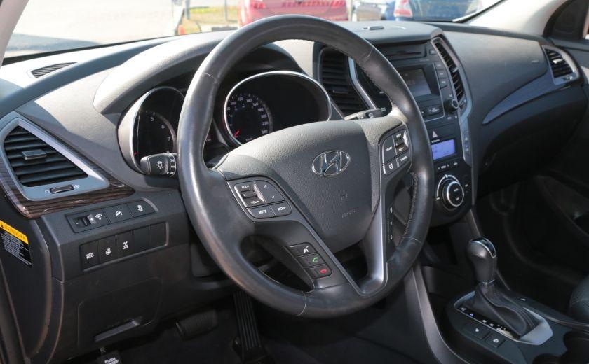 2013 Hyundai Santa Fe SE AWD AUTO A/C CUIR TOIT PANO BLUETOOTH MAGS #8