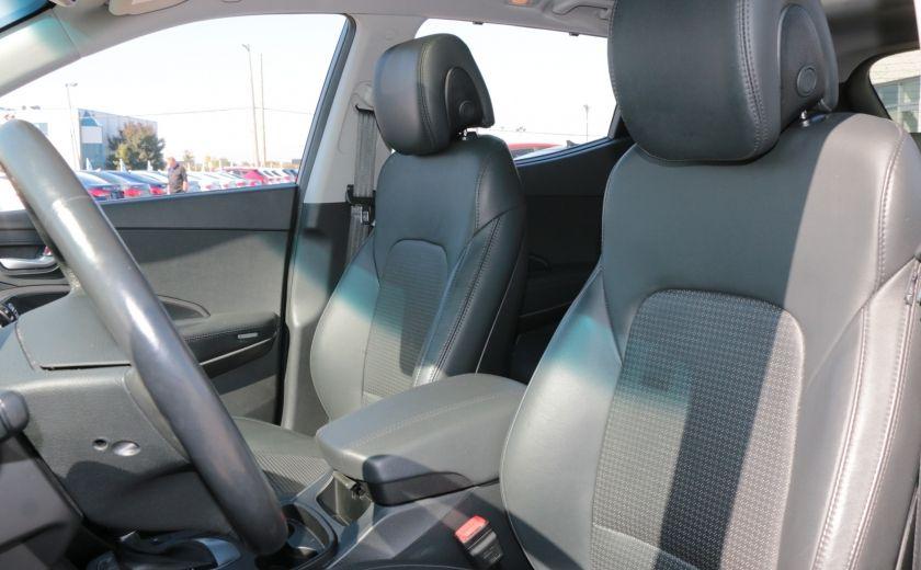 2013 Hyundai Santa Fe SE AWD AUTO A/C CUIR TOIT PANO BLUETOOTH MAGS #9