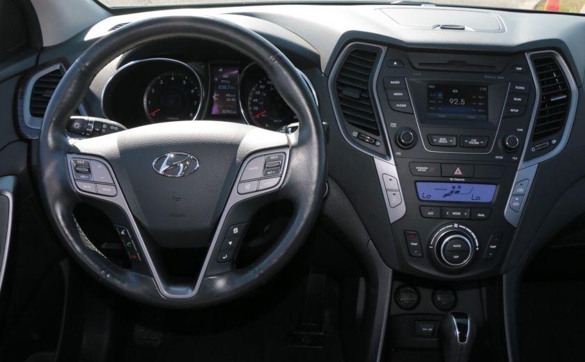 2013 Hyundai Santa Fe SE AWD AUTO A/C CUIR TOIT PANO BLUETOOTH MAGS #14