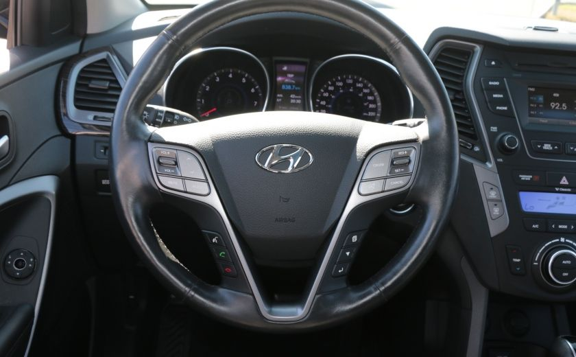 2013 Hyundai Santa Fe SE AWD AUTO A/C CUIR TOIT PANO BLUETOOTH MAGS #15