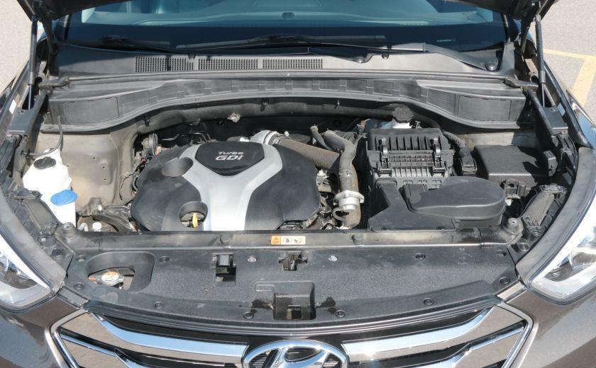 2013 Hyundai Santa Fe SE AWD AUTO A/C CUIR TOIT PANO BLUETOOTH MAGS #29