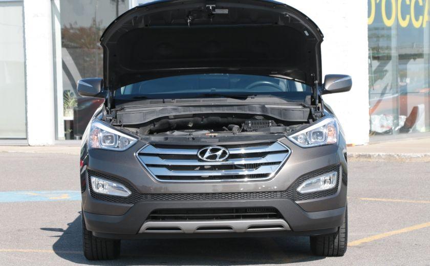 2013 Hyundai Santa Fe SE AWD AUTO A/C CUIR TOIT PANO BLUETOOTH MAGS #30