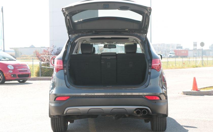 2013 Hyundai Santa Fe SE AWD AUTO A/C CUIR TOIT PANO BLUETOOTH MAGS #31