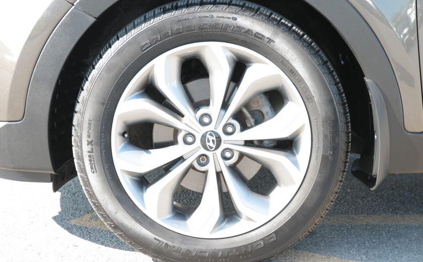 2013 Hyundai Santa Fe SE AWD AUTO A/C CUIR TOIT PANO BLUETOOTH MAGS #34