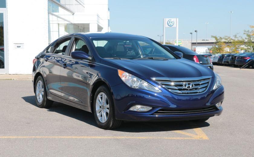 2012 Hyundai Sonata GL AUTO A/C TOIT BLUETOOTH MAGS #0