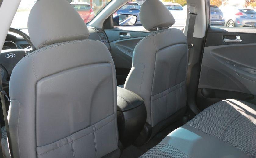 2012 Hyundai Sonata GL AUTO A/C TOIT BLUETOOTH MAGS #10