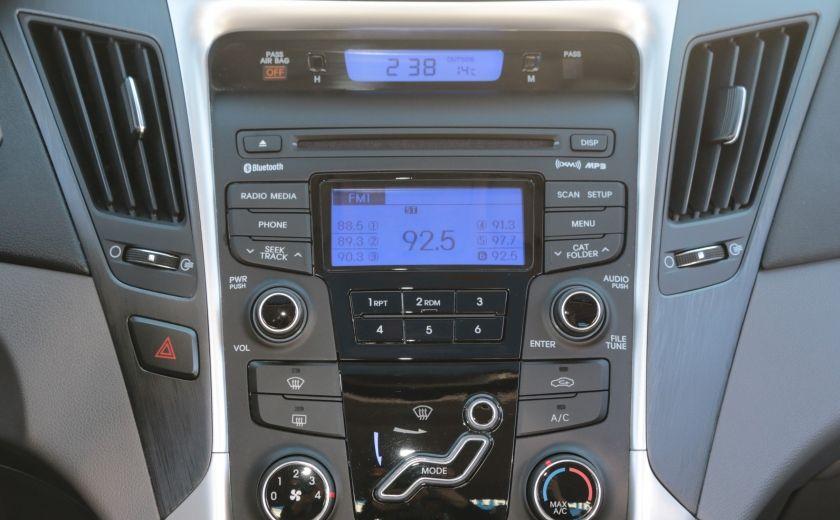 2012 Hyundai Sonata GL AUTO A/C TOIT BLUETOOTH MAGS #16