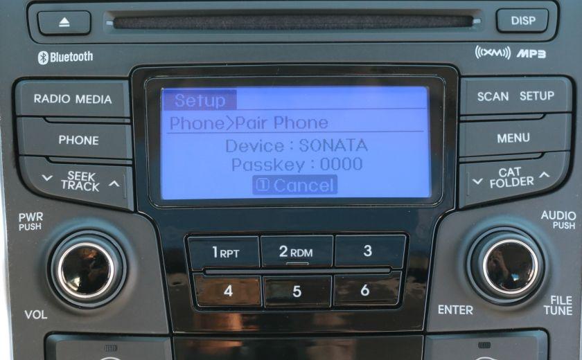 2012 Hyundai Sonata GL AUTO A/C TOIT BLUETOOTH MAGS #17