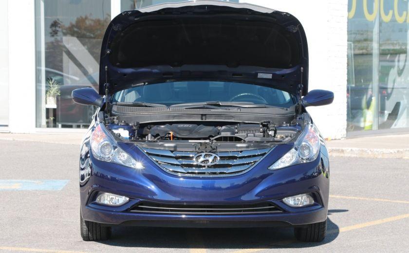 2012 Hyundai Sonata GL AUTO A/C TOIT BLUETOOTH MAGS #22