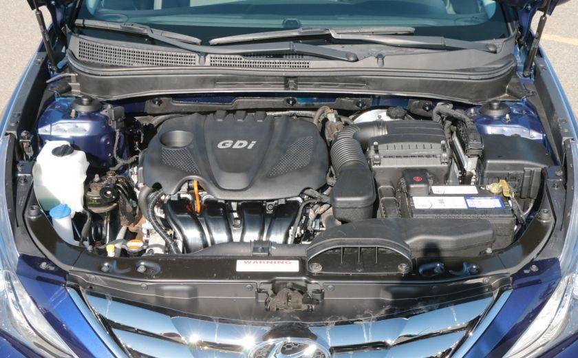 2012 Hyundai Sonata GL AUTO A/C TOIT BLUETOOTH MAGS #21