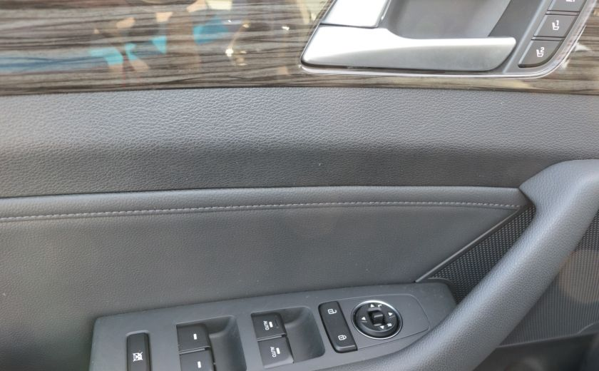 2015 Hyundai Sonata 2.4L Limited NAV CAMERA TOIT CUIR BLUETOOTH #10