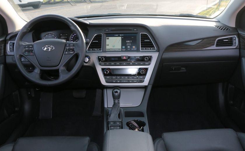 2015 Hyundai Sonata 2.4L Limited NAV CAMERA TOIT CUIR BLUETOOTH #13