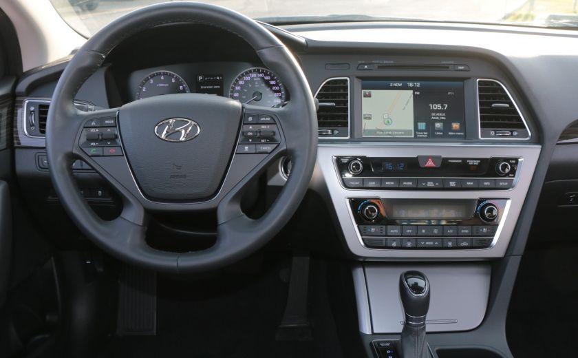 2015 Hyundai Sonata 2.4L Limited NAV CAMERA TOIT CUIR BLUETOOTH #14
