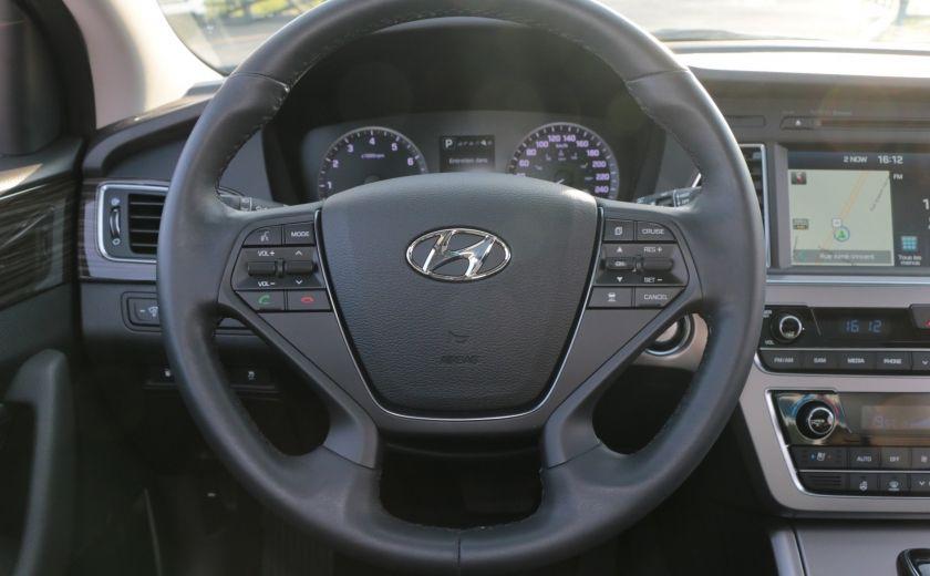 2015 Hyundai Sonata 2.4L Limited NAV CAMERA TOIT CUIR BLUETOOTH #15