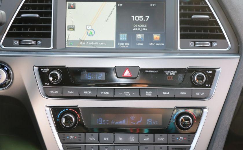 2015 Hyundai Sonata 2.4L Limited NAV CAMERA TOIT CUIR BLUETOOTH #16
