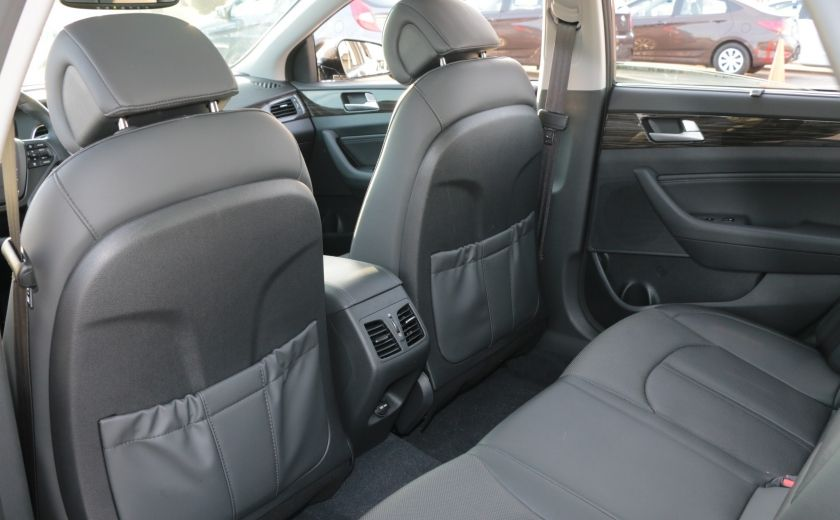 2015 Hyundai Sonata 2.4L Limited NAV CAMERA TOIT CUIR BLUETOOTH #26