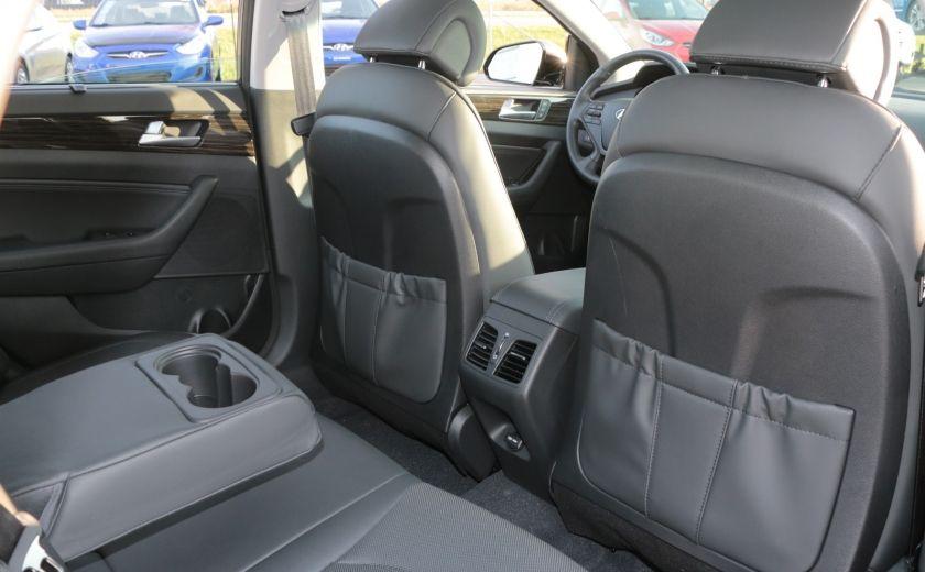 2015 Hyundai Sonata 2.4L Limited NAV CAMERA TOIT CUIR BLUETOOTH #28