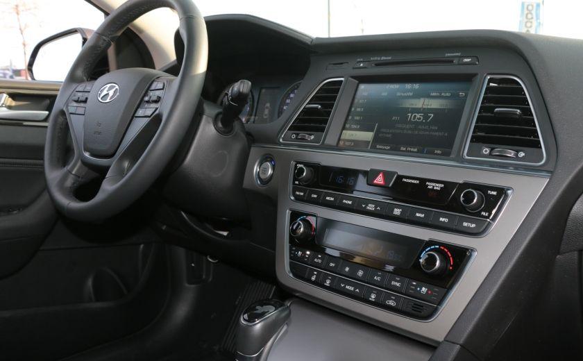 2015 Hyundai Sonata 2.4L Limited NAV CAMERA TOIT CUIR BLUETOOTH #31