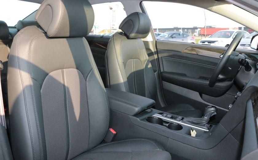 2015 Hyundai Sonata 2.4L Limited NAV CAMERA TOIT CUIR BLUETOOTH #32