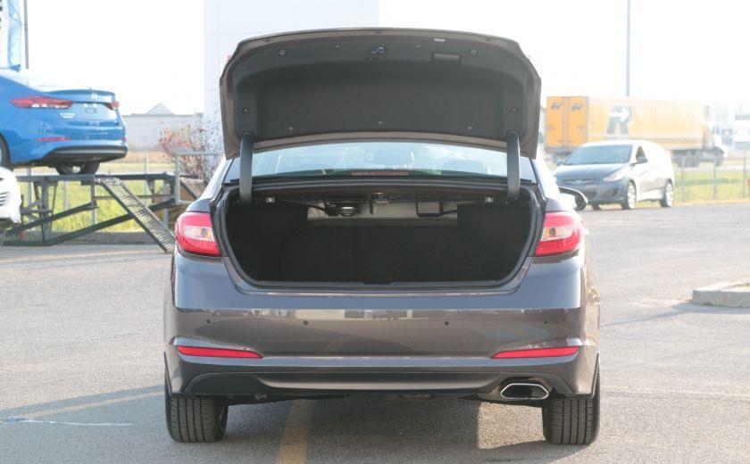 2015 Hyundai Sonata 2.4L Limited NAV CAMERA TOIT CUIR BLUETOOTH #35