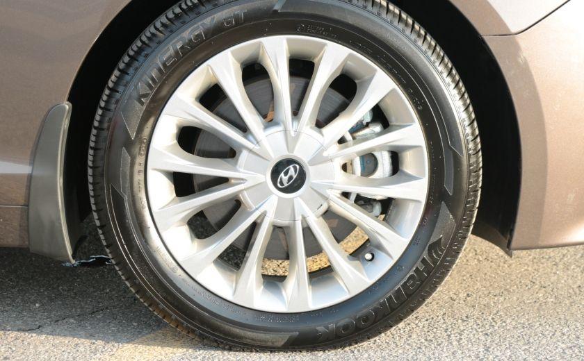 2015 Hyundai Sonata 2.4L Limited NAV CAMERA TOIT CUIR BLUETOOTH #38