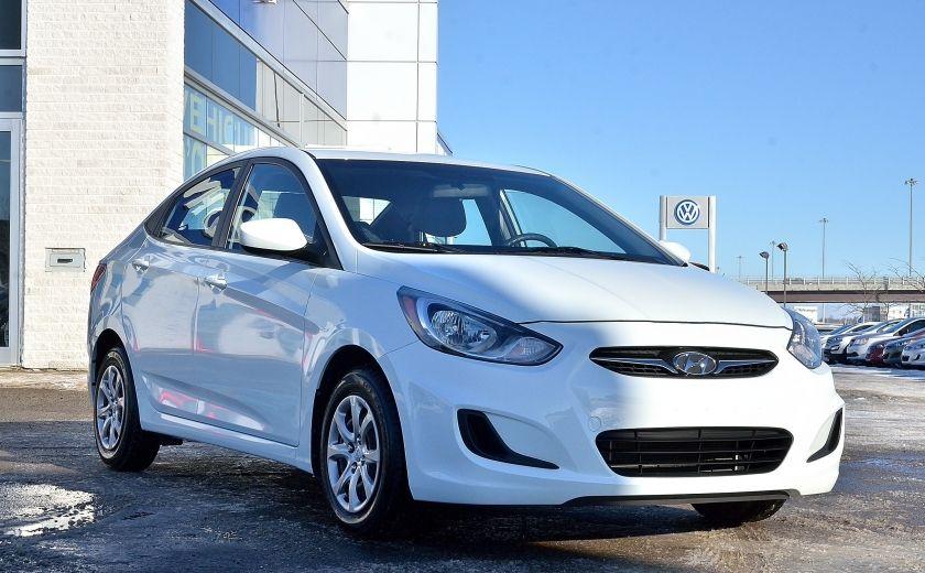 2013 Hyundai Accent L AUTO #0