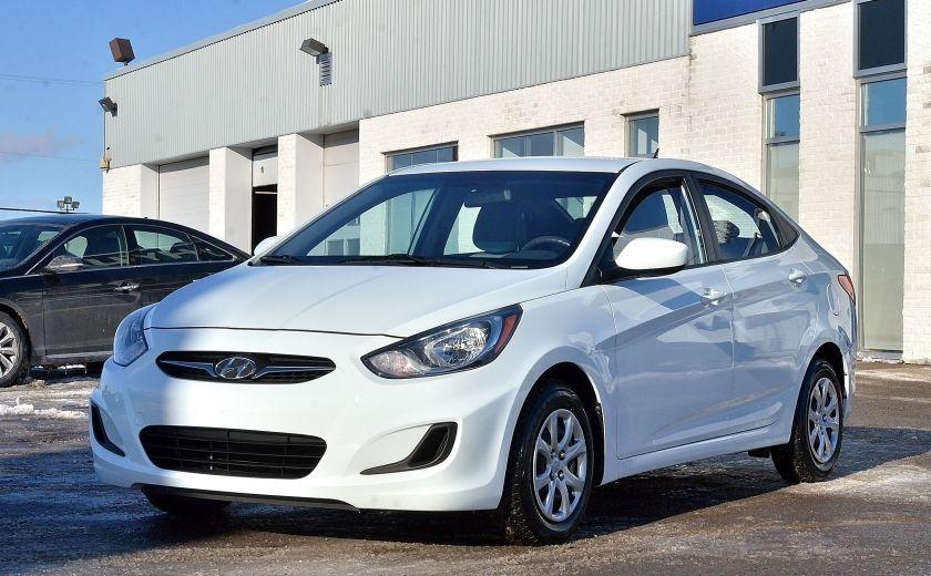 2013 Hyundai Accent L AUTO #2