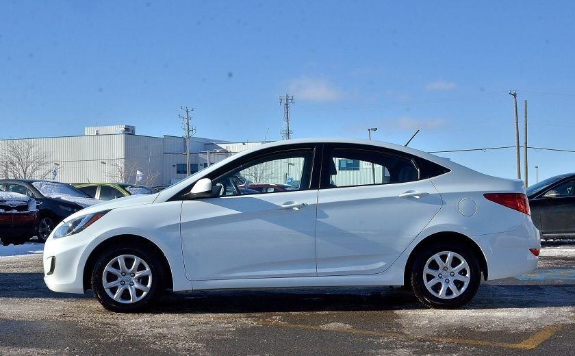 2013 Hyundai Accent L AUTO #3