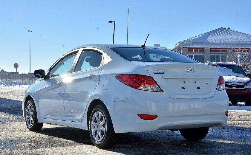 2013 Hyundai Accent L AUTO #4