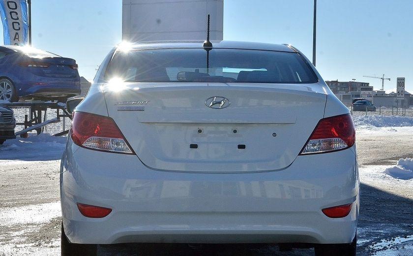 2013 Hyundai Accent L AUTO #5