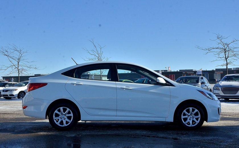 2013 Hyundai Accent L AUTO #7
