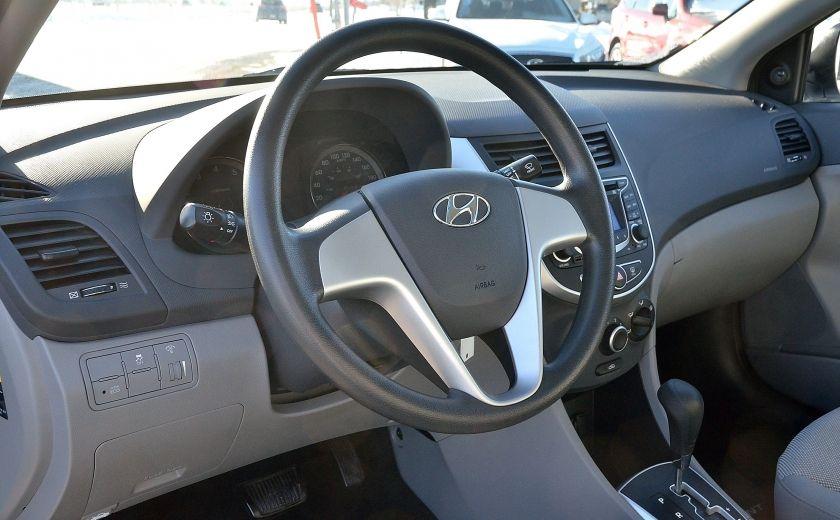 2013 Hyundai Accent L AUTO #8