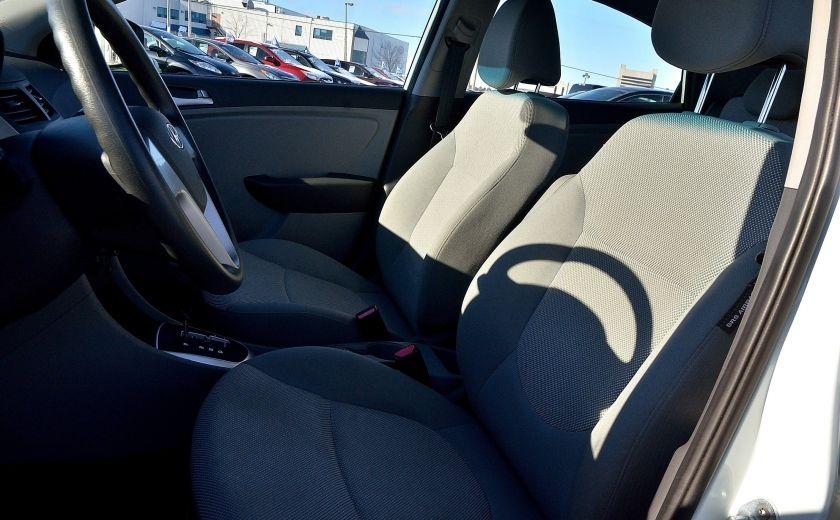 2013 Hyundai Accent L AUTO #9