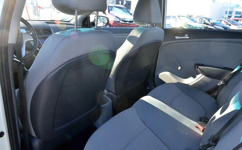2013 Hyundai Accent L AUTO #11