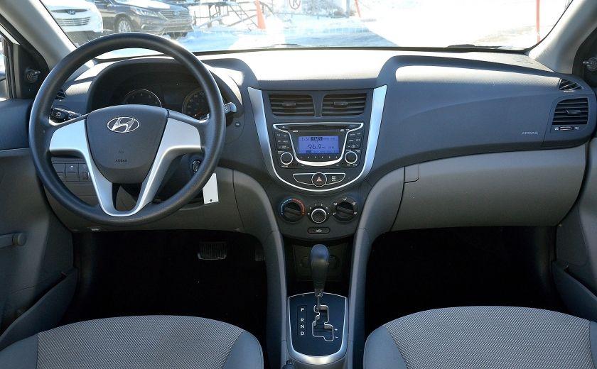 2013 Hyundai Accent L AUTO #12