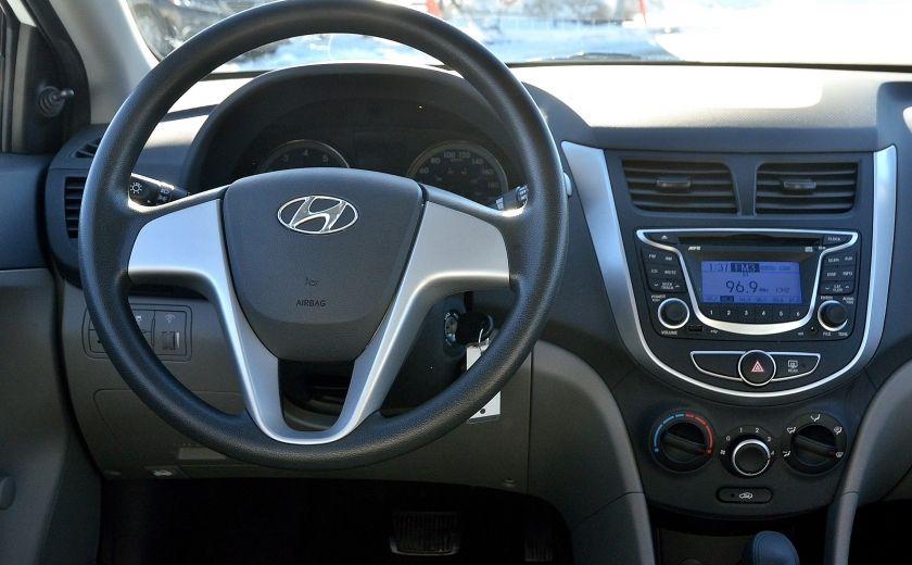 2013 Hyundai Accent L AUTO #13