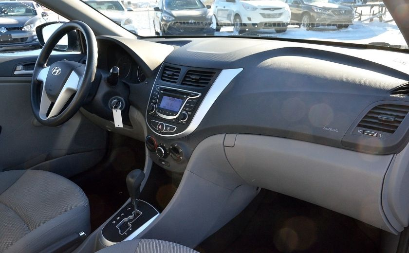2013 Hyundai Accent L AUTO #20