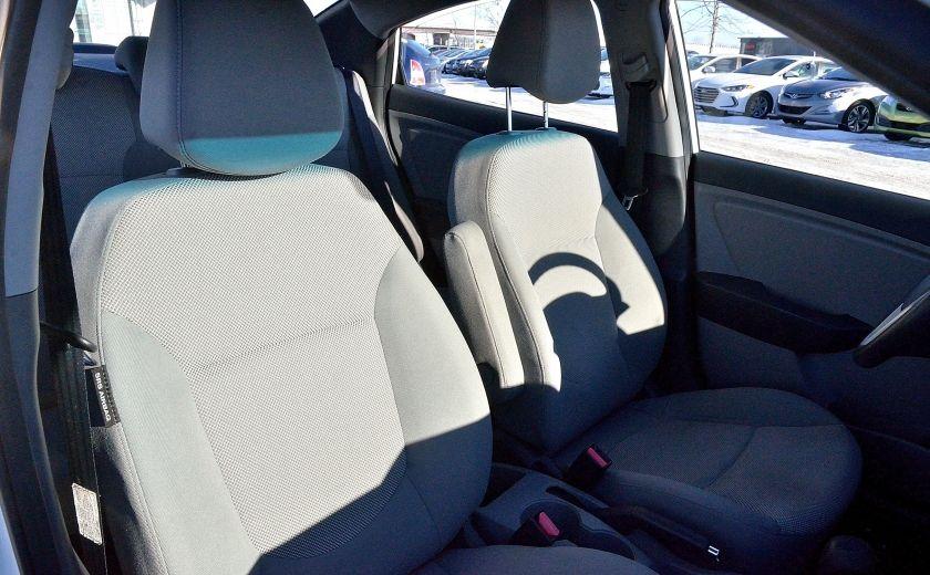 2013 Hyundai Accent L AUTO #22