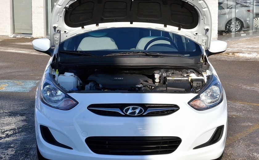 2013 Hyundai Accent L AUTO #24